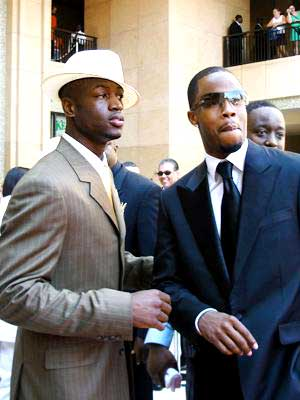 dwayne-wade-and-damon-jones