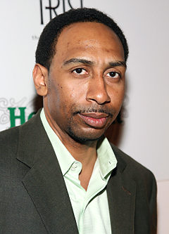Stephen A. Smith (Photo by Jesse Grant/WireImage for ESPN)