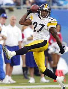 Former Steelers Safety, Current Packers Safety Anthony Smith