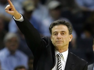 Pitino May Need To Exit Stage Left