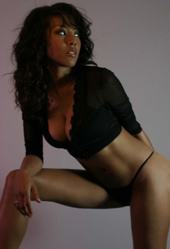 Sexy black models pictures